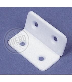 BISAGRA PVC 40mm BLANCA...