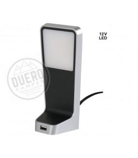 LUZ LED PLATEDA TACTIL