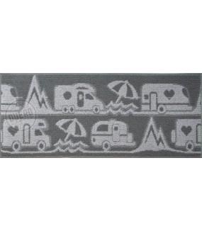 ALFOMBRA DECORATIVA  150x50...