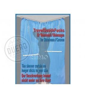 Soporte para cortina de ducha